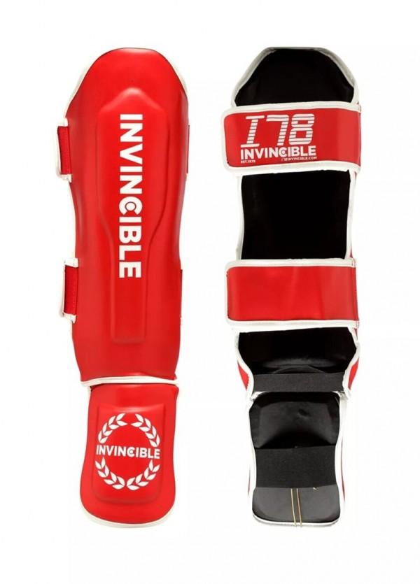 9a1acea95c2b3 Invincible Pro Design Shin Guard - Sport Santa - One Stop Sports Shop